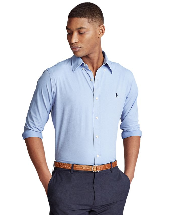 Polo Ralph Lauren - Men's Classic-Fit Performance Shirt