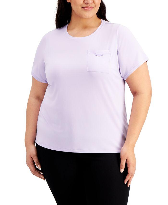 Calvin Klein - Plus Size Logo T-Shirt