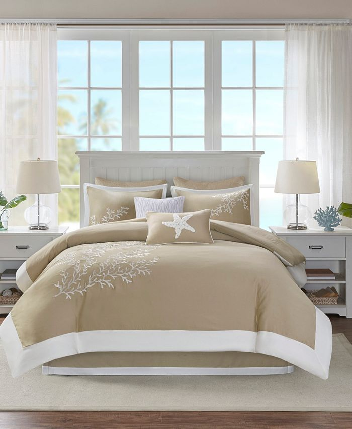 Harbor House - Coastline 6-Pc. Comforter Sets
