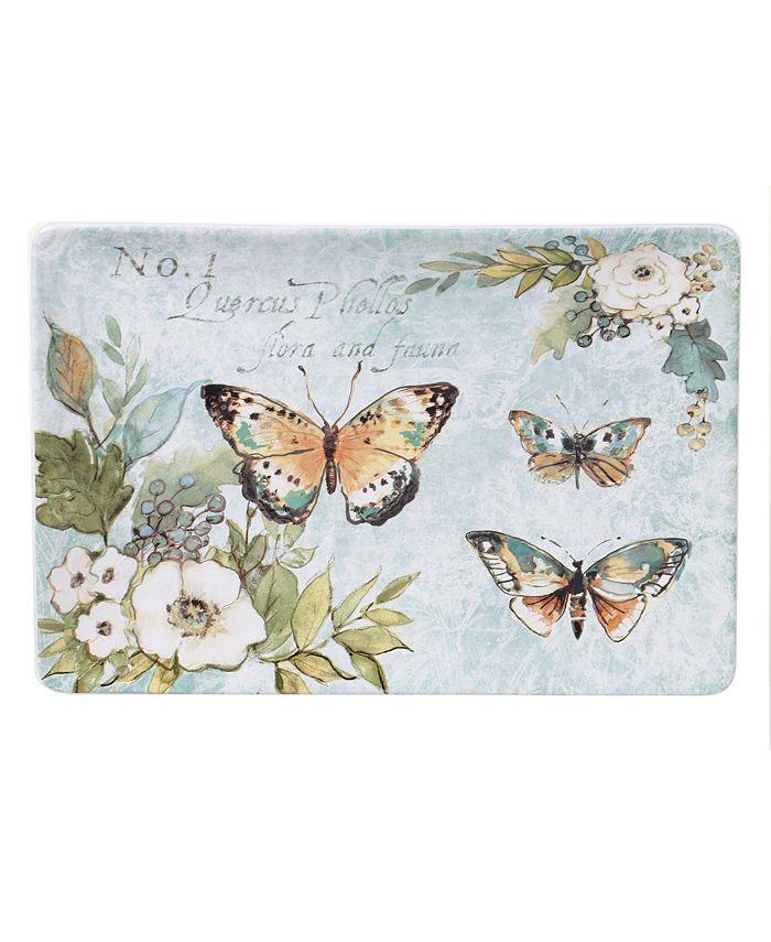 Tracy Porter - Nature Garden Rectangular Platter