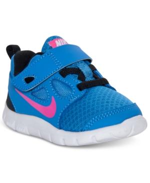 Nike Kids Shoes Girls Free 5.0 Running Sneakers