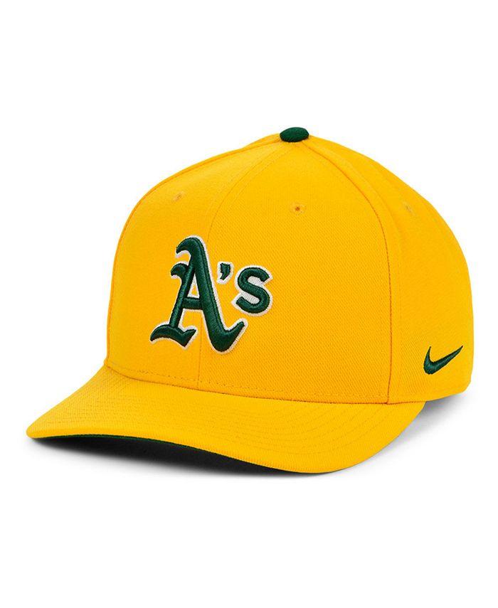 Nike - Oakland Athletics Dri-Fit Wool Classic Cap