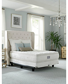 "Hotel Collection Classic by Shifman Meghan 15"" Plush Pillow Top Mattress - Queen, Created for Macy's"