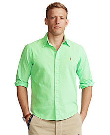 Polo Ralph Lauren Men's Classic-Fit Chambray Shirt