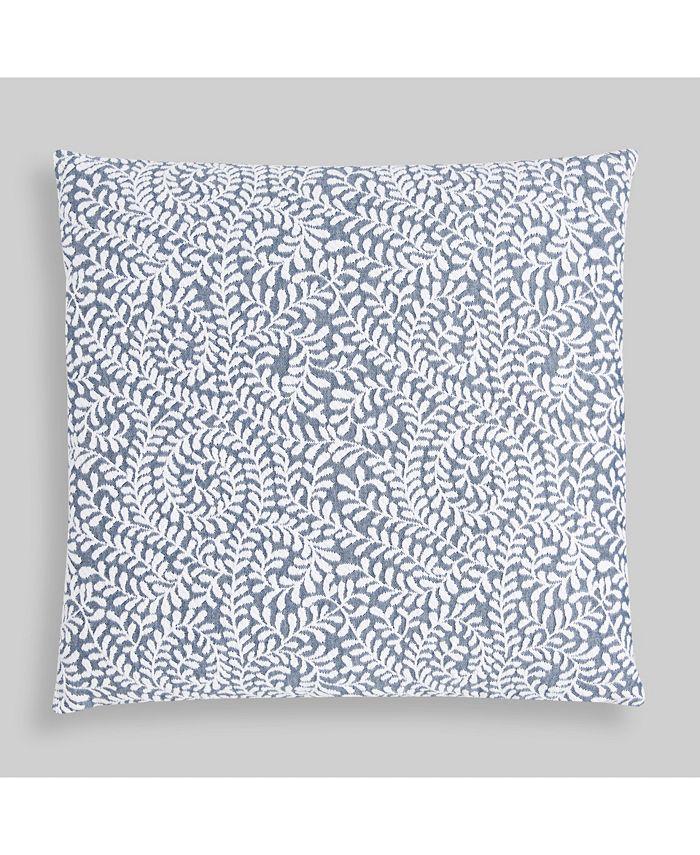 Hedaya Home - Made in Portugal Cecilia Matelasse Vine Throw Pillow