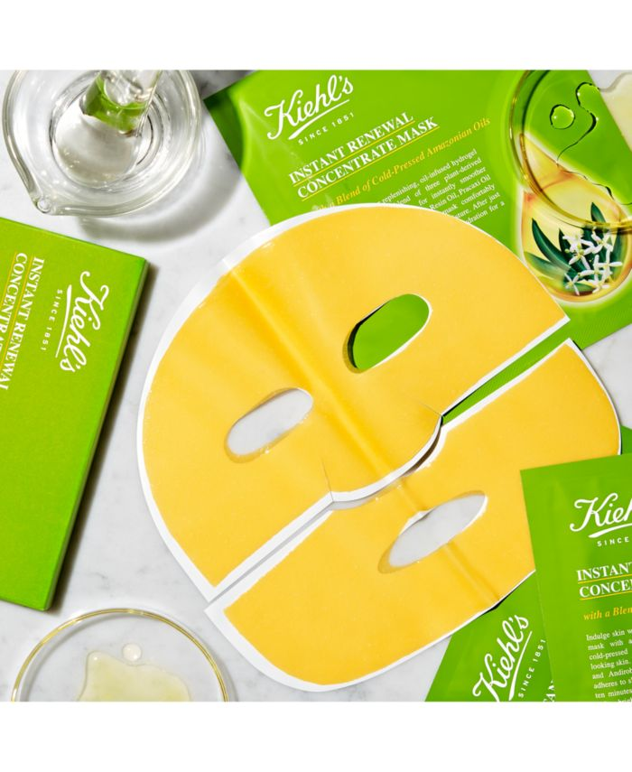 Kiehl's Since 1851 Instant Renewal Concentrate Mask & Reviews - Skin Care - Beauty - Macy's