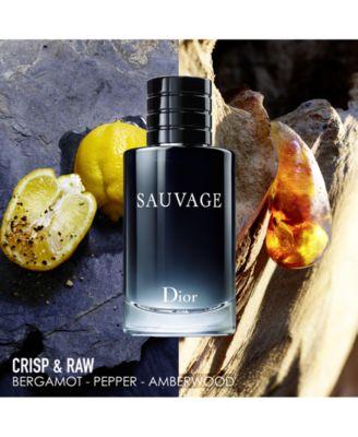 Men's Sauvage Eau de Toilette Spray, 2 oz.
