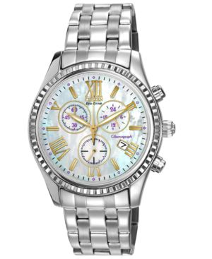 Citizen Men's Chronograph Drive from Citizen Eco-Drive Stainless Steel Bracelet Watch 40mm FB1360-54D