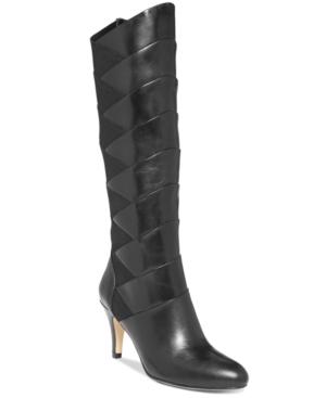 Adrienne Vittadini Traverse Dress Boots Women's Shoes