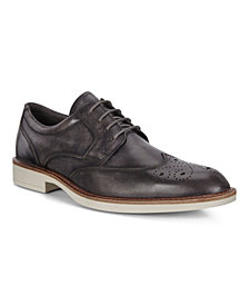 Ecco Men's Biarritz Brogue Derby Oxford