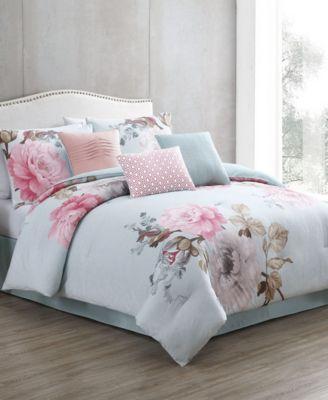 Ridgely 7 Piece Queen Comforter Set