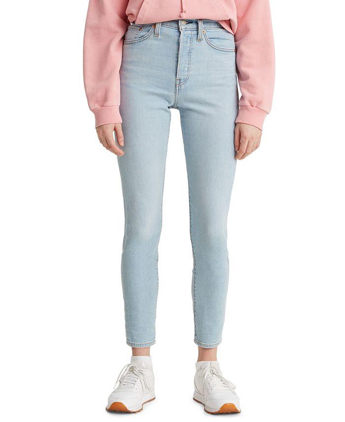 Levi's - Skinny Wedgie Jeans