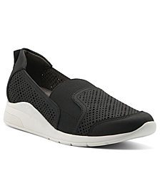 Adrienne Vittadini Women's Kevin Slip-On Sneaker
