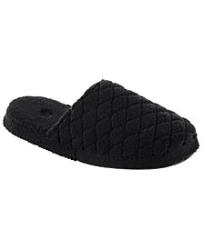 Acorn Women's Spa Quilted Clog Slippers