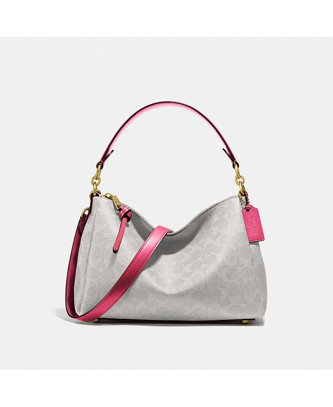 COACH Shay Crossbody In Signature Canvas