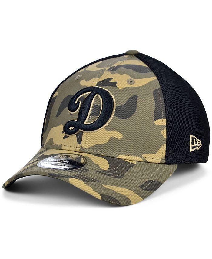 New Era - Men's Los Angeles Dodgers Camo Neo 39THIRTY Cap