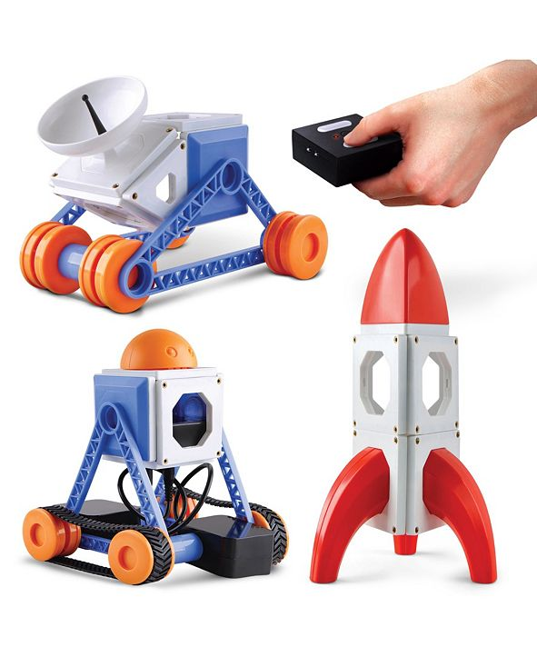 Discovery #MINDBLOWN Toy Magnetic Tiles with Remote Control