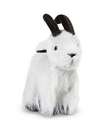FAO Schwarz Toy Plush Realistic Goat