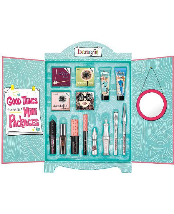 Benefit Cosmetics Superstar Wardrobe Mini Vault
