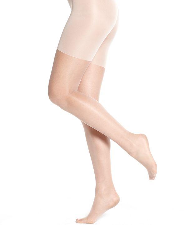 Hue Women's  Sheer Shaper Pantyhose