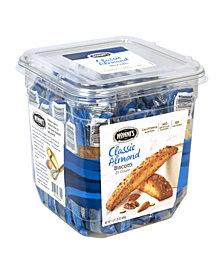 Nonni's Biscotti Classic Almond, 25 Count
