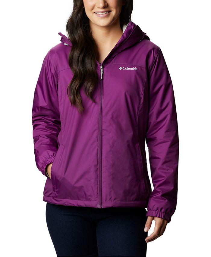 Columbia - Switchback Fleece-Lined Jacket