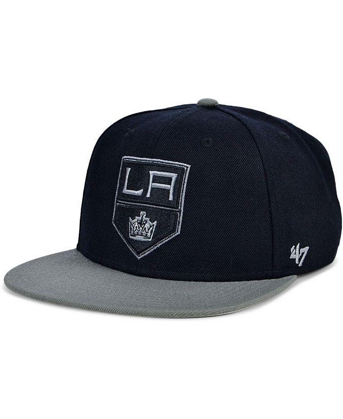 '47 Brand - Los Angeles Kings No Shot 2-Tone Cap