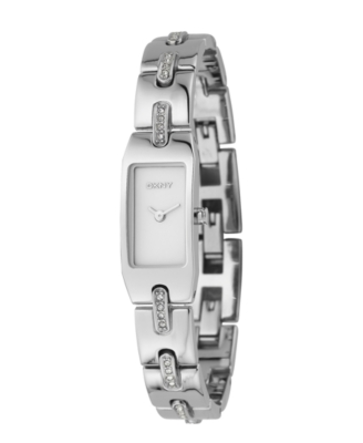Rectangle-faced Watch - DKNY