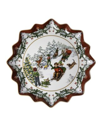 Toys Fantasy Deep Pastry Plate
