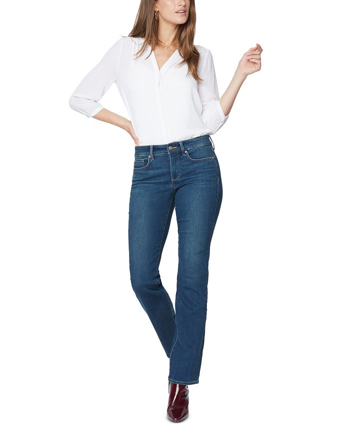 NYDJ - Relaxed Straight Jeans