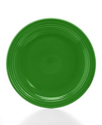 "Fiesta Shamrock 10.5"" Dinner Plate"