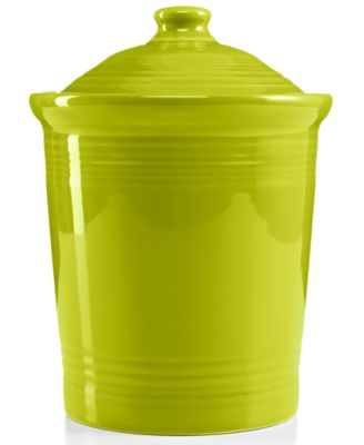 Fiesta Lemongrass Small Canister