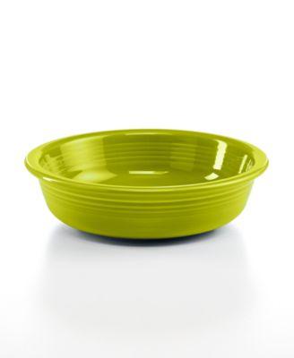 Fiesta 19-oz. Lemongrass Medium Bowl