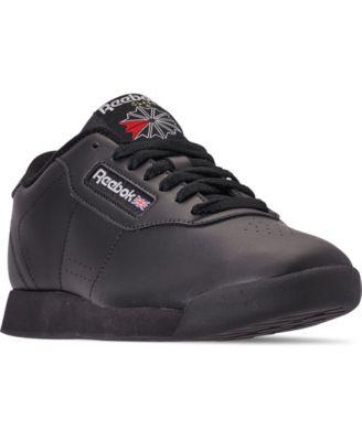 Empotrar Condensar diferente  Reebok Women's Princess Casual Sneakers from Finish Line & Reviews - Home -  Macy's