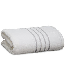 """Charter Club Egyptian Cotton Cableweave 30"""" x 56"""" Bath Towel, Created for Macy's"""
