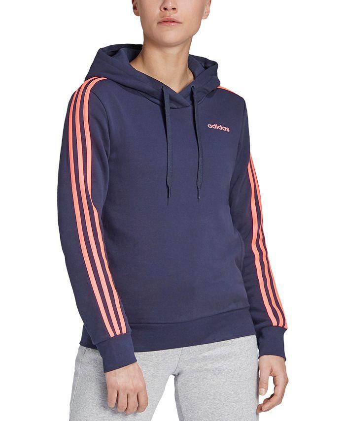 adidas - Essentials 3-Stripe Hoodie