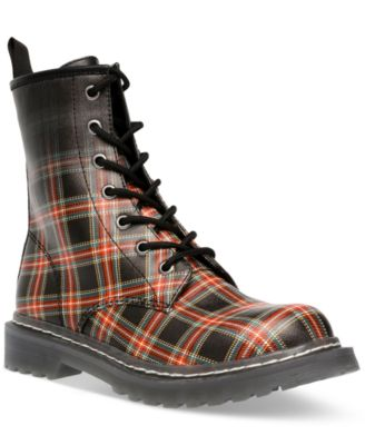 Wild Pair Ryyder Lace-Up Lug Sole
