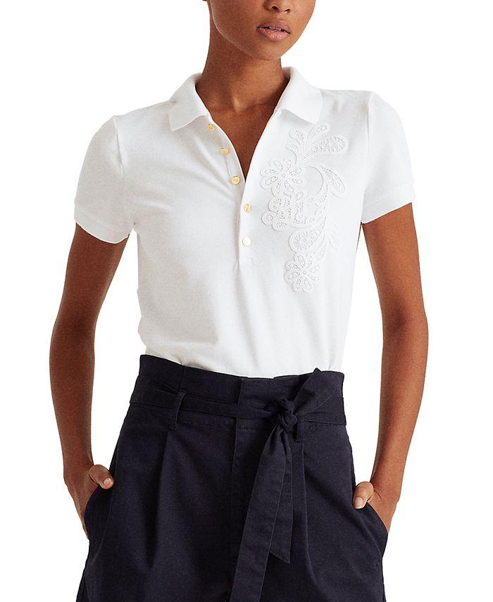 Lauren Ralph Lauren - Slim-Fit Polo Shirt
