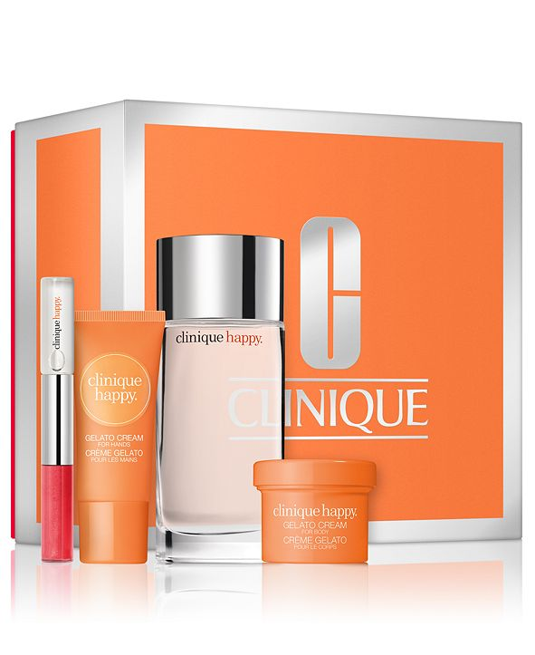 Clinique 4-Piece Perfectly Happy Gift Set