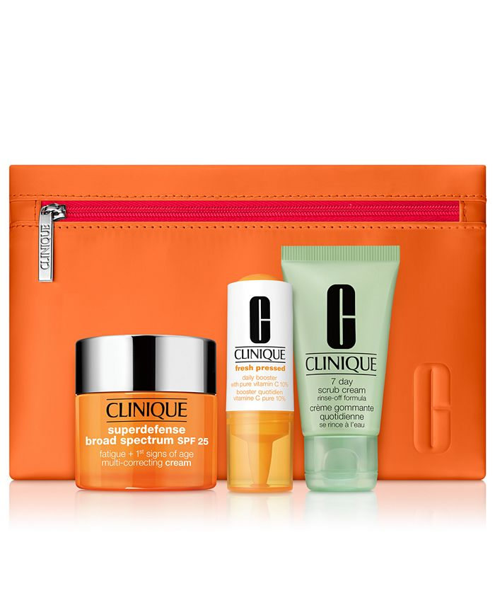 Clinique - 4-Pc. Daily Defense Gift Set