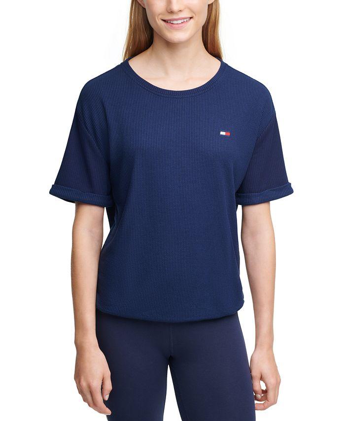 Tommy Hilfiger - Waffle-Rib T-Shirt