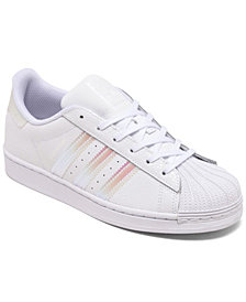 adidas Originals Little Girls Superstar Casual Sneakers from Finish Line