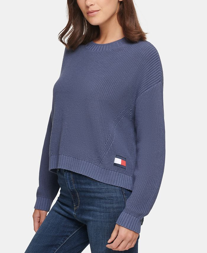 Tommy Jeans - Juniors' Cotton Sweater