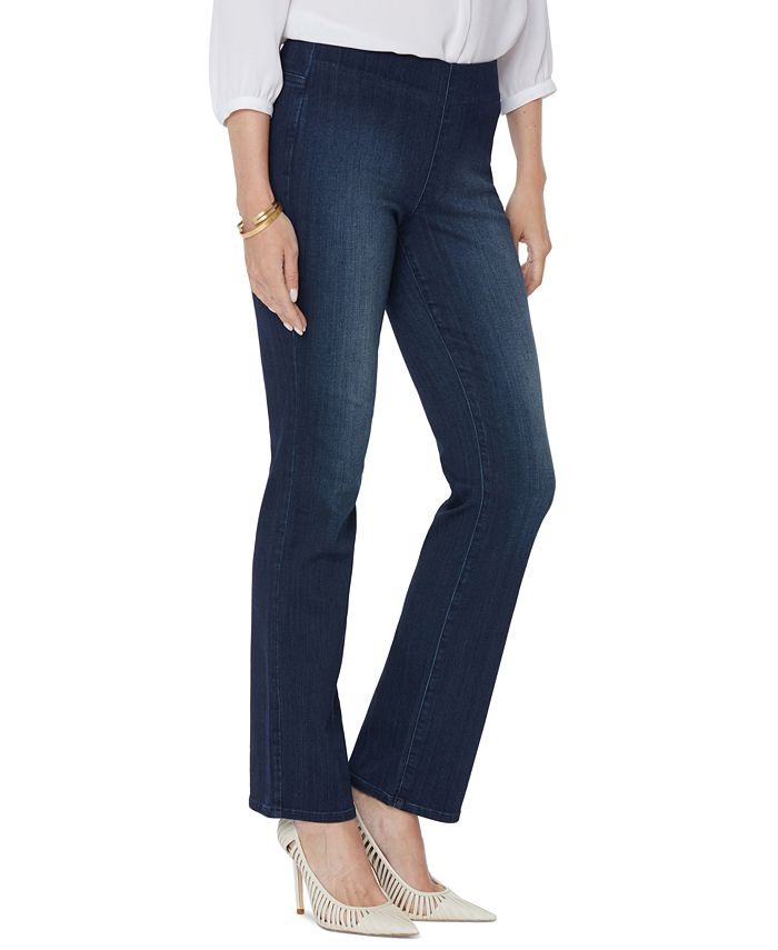NYDJ - Marilyn Sure Stretch® Denim Straight-Leg Jeans