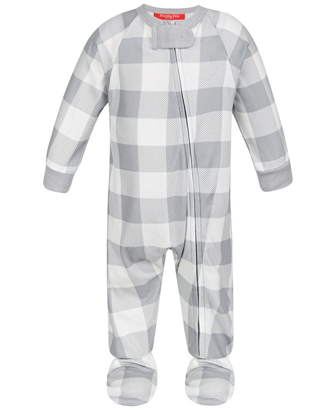 Family Pajamas Matching Baby Holiday Llama Created for Macy's