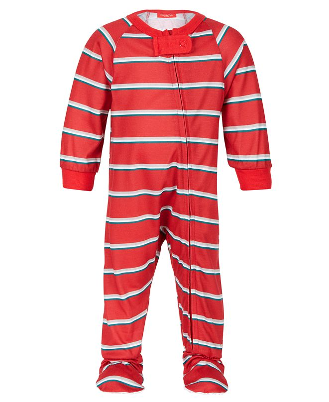 Family Pajamas Matching Baby Gnomies Created for Macy's