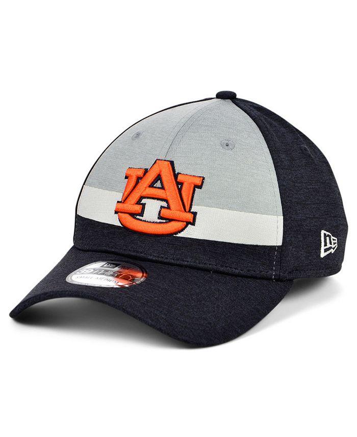 New Era - Auburn Tigers Shadow Stripe 39THIRTY Cap