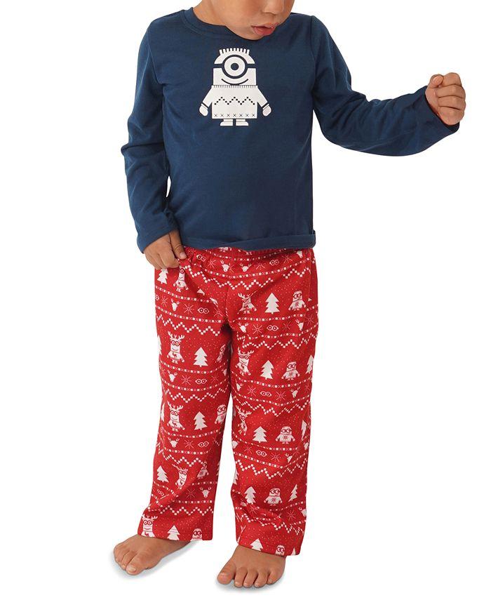 Munki Munki - Toddler * 2-Pc. *-Print Pajamas Set