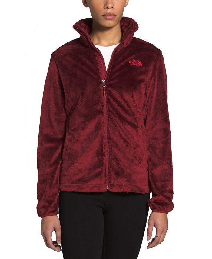 The North Face - Osito Raschel Fleece Jacket