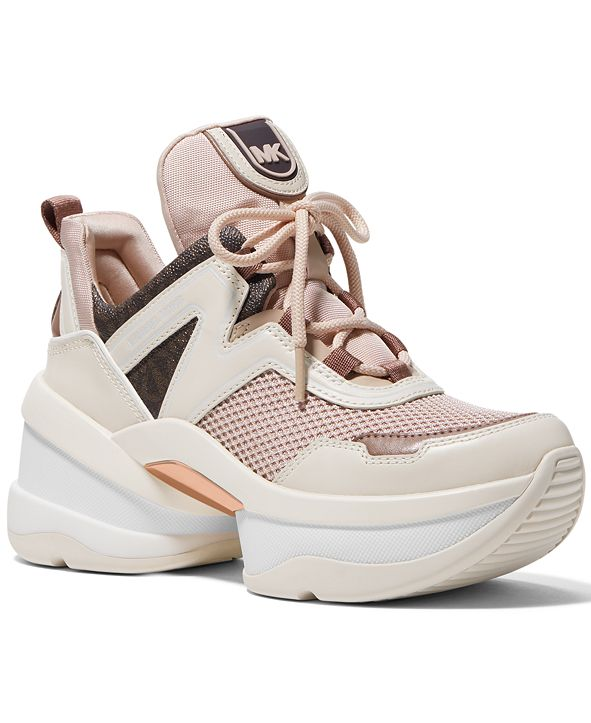 "Michael Kors Olympia ""Dad"" Sneakers"